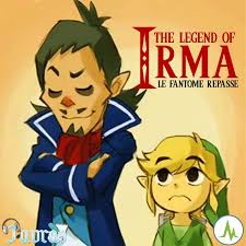 The Legend of Irma : Le Fantôme Repasse