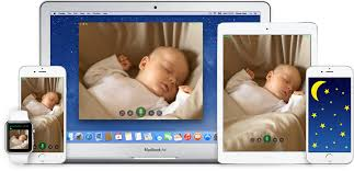 Cloud Baby Monitor - Unlimited Range Video Baby Monitor for iPhone ...