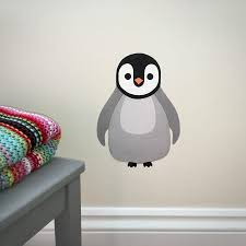 baby penguin wall sticker baby penguin decal penguin penguin art penguin nursery on penguin wall art for nursery with baby penguin wall sticker baby penguins wall sticker and bedrooms