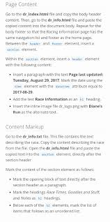 Solved: Page Content Go To The Dr Index.html File And Copy ...