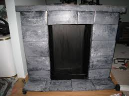 static fireplace from cereal bo