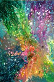 Interesting Paint Ideas Best 25 Colorful Abstract Art Ideas Only On Pinterest Abstract