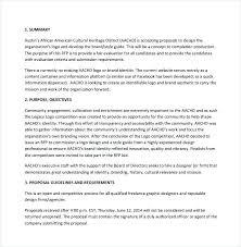 Proposal Template Pdf