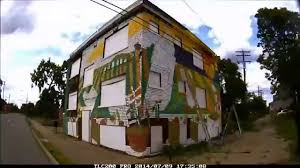 MUFI & Door to Door Organics: Help Us Grow Detroit Mural - YouTube
