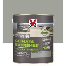 Peinture Pour Barbecue En Beton Peinture Sol Extérieur Climats Extrªmes V33  Béton Poli 2 5l