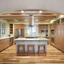 Hickory Kitchen Cabinets Kitchen Floor Ideas With Hickory Cabinets Cliff Kitchen
