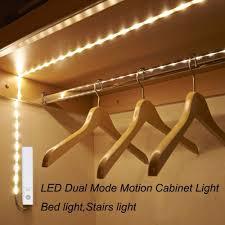 Under Kitchen Cabinet Lighting With Motion Sensor Dbf Under Cabinet Lighting Battery Operated Motion
