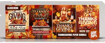 thanksgiving party flyer thanksgiving party flyer template 3 by 1gine graphicriver