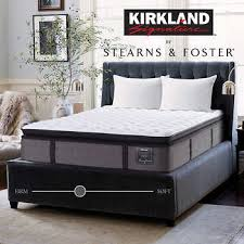 Mattress king Used Call Mattress Inc Kirkland Signature By Stearns And Foster Hope Bay King Mattress Only