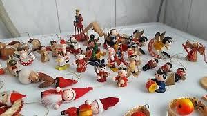 Erzgebirge Christbaumschmuck Holz Weihnachtsbaum Weihnachten