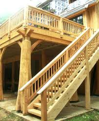 exterior wood stairs slippery. exterior porch stairs wood stair cad details build painting slippery