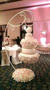 chandelier cake crystal chandelier cake stand do it your self diy chandelier wedding cake stand