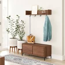 nolan wall shelf with hooks