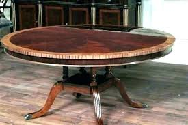 expandable round dining table. Perfect Expanding Circular Dining Table G0129362 Round . Expandable