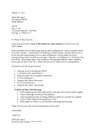 uscis form i 130 cover letter design sample i 130 cover letter for writing guide