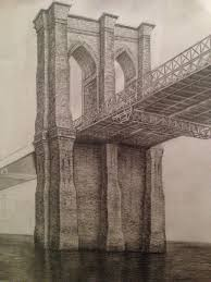 architectural drawings of bridges. For More Tips And Techniques For Hyperrealistic Architectural Drawings,  Check Out The Article About My Drawing Of Tower Bridge! Drawings Bridges I
