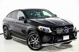 Check spelling or type a new query. Certified Pre Owned 2016 Mercedes Benz Gle 450 4matic Coupe Suv Black U15000a