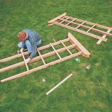 i ve always liked building garden structures but my business usually keeps me elbow deep in the restoration of colonial and victorian houses