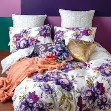 bed linen quilt cover set by duvet striped linen duvet cover