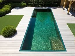 Gorgeous Outdoor Narrow Pools You'll Want To Dip In