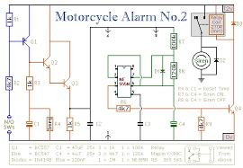 motorcycle alarm number 2