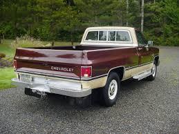$3,900! 1982 Chevrolet C20 Scottsdale