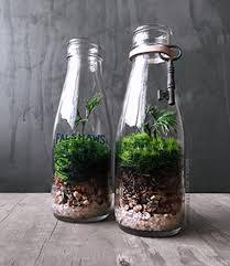 Glass Bottle Decoration Ideas Glass Milk Bottle Crafts Ideas 100 ITs Home Ideas 58