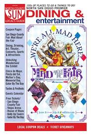 North County Sun Locals Guide By Andy Lee Issuu