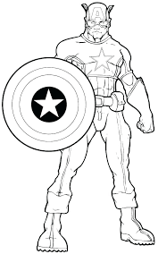 Superhero Coloring Pages Printable Cheerful Free Printable Marvel