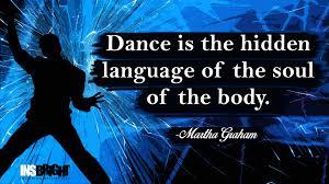 Famous Dancers Quotes