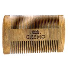 beard comb cremo