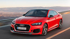 The 2018 Audi RS5 Is Actually a 'Micro Hybrid' - The Drive