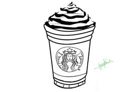 Coffee Cup Coloring Pages Eskayalitim