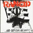 ...And Out Come the Wolves [LP] album by Rancid
