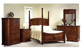 four poster bedroom furniture. 4 Poster King Bedroom Set With Bed In Rustic . Four Furniture