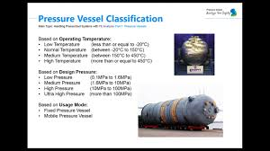 Pressure Vessel Design Asme Pressure Vessel Fea Calculation Following Asme Section Viii Division 2