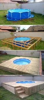 Square Above Ground Pool Square Above Ground Pool E Nongzico