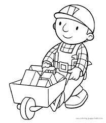 Small Picture Best Bob The Builder Coloring Pages Photos New Printable