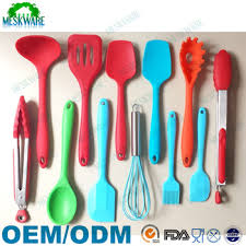 Christmas Cooking Utensils Gift 12 Piece Complete Kitchen Set