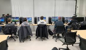 Video Game Design Msu Michigan States Esports Players Live For The Competitive