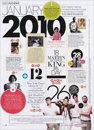 2010 Calendar January The Typofiles 45 January 2010 Calendar In Elle Nubby Twiglet
