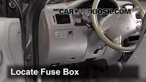 interior fuse box location 2001 2005 kia rio 2004 kia rio 1 6l 4 cyl  at Fuse Box Diagram Kia Picanto 2006 Manual