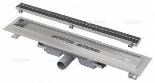 душевой трап <b>Alcaplast</b> APZ107 <b>floor</b> 650 с <b>решеткой</b> под плитку ...