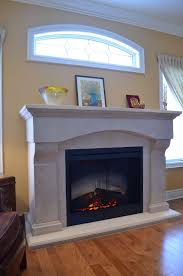 architecture custom electric fireplaces popular kruse s work fireplace surround with 18 from custom electric