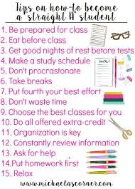 How To Make Good Grades Michaelas Corner 15 Tips On How To Raise Your Grade Point Average