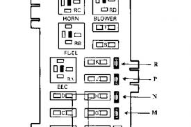 need the fuse diagram for a ford e250 fixya ford e 250 van fuse 1993 e 250 owners manualford vanthe fuses in the fuse box