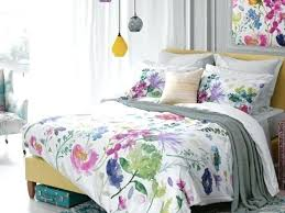 medium size of yellow fl duvet sets set asda images about marvellous and romantic bedding home