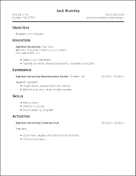How To Do A Resume For A Job For Free Best Retail Sales Job Responsibilities Resume Description For Make