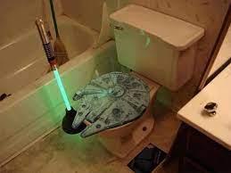 She May Not Look Like Much Kid Star Wars Bathroom Star Wars Geek Star Wars