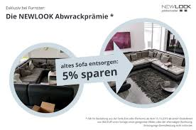 New Look Ecksofa Xl Exit I Rechts Weiss Anthrazit